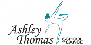 Ashley Thomas School of Dance logo