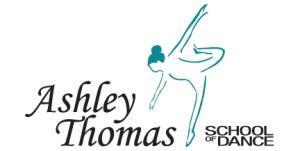 Ashley Thomas School of Dance logo